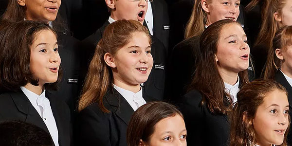 cleveland orchestra childrens chorus singers