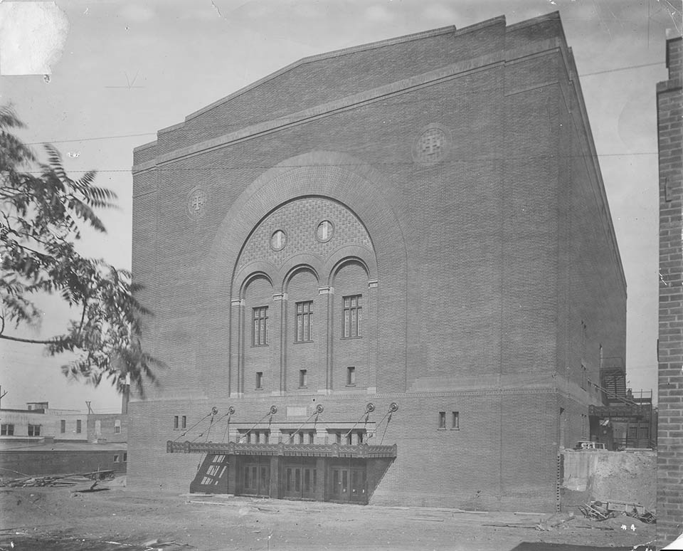 Masonic Auditorium