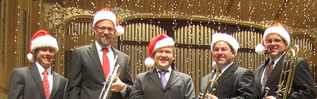Christmas Brass Quintet preview image