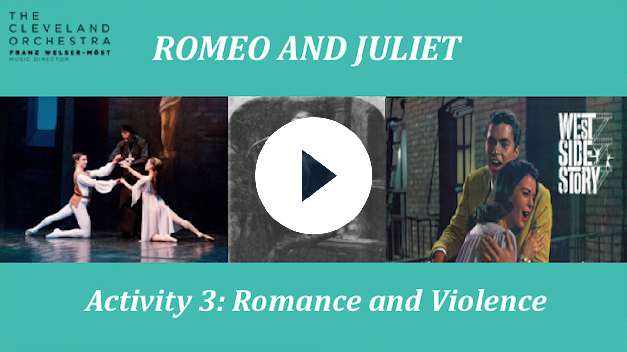 Romance and Violence (Grades 6-8)
