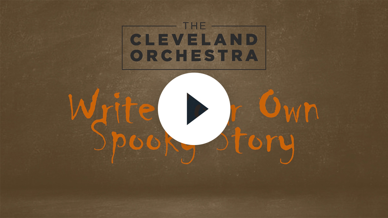 Write Your Own Spooky Story (Grades 3-5)
