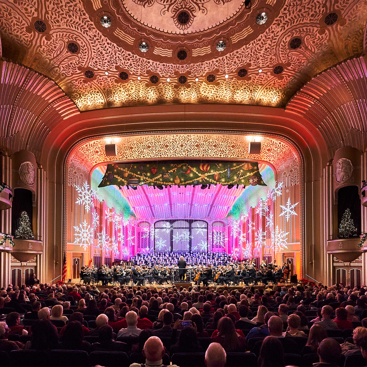 Cleveland Orchestra Christmas Concert 2021 Seasons And Series